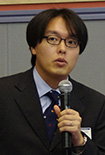 切原賢治先生(東京大学)