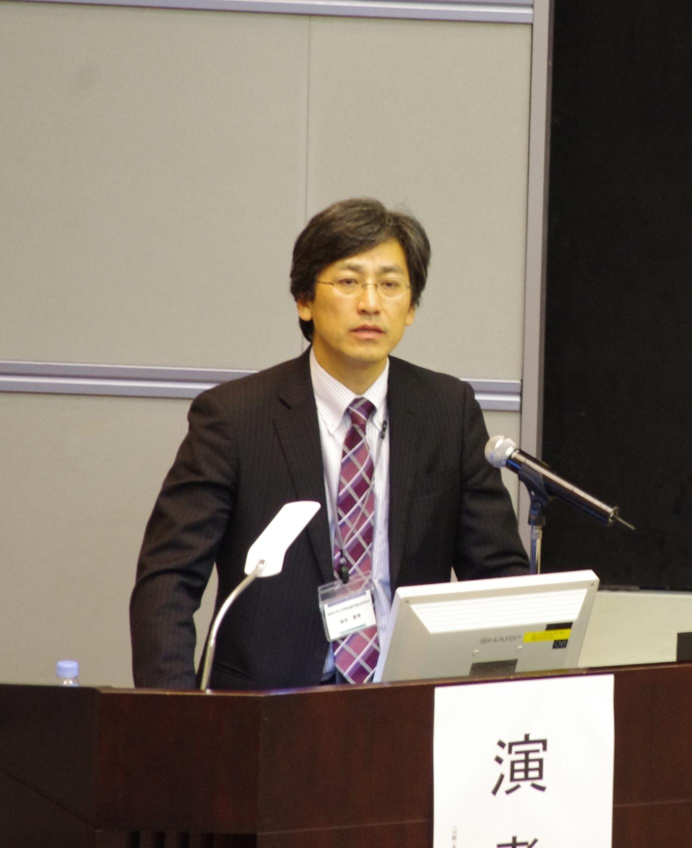 新潟大学染矢俊幸教授