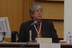 特別講演の座長:武田雅俊先生