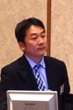 演者:沼田周助先生(徳島大学)