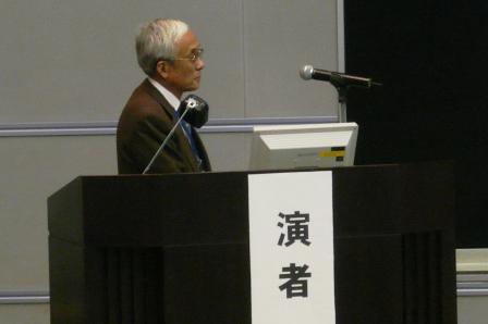加藤進昌教授