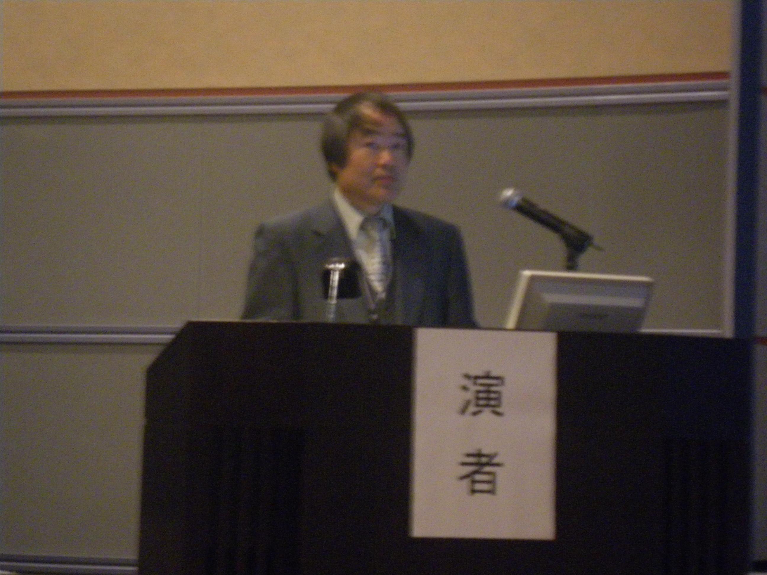 西川 徹教授