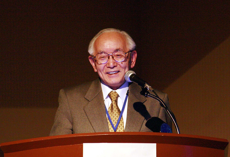 北海道大学 山下格名誉教授