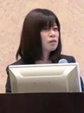 演者:松浦暁子先生(千葉大学)