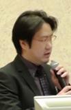 演者:浅見剛先生(横浜市立大学)
